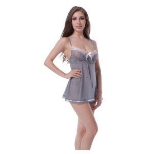 grey periwinkle ladies lingerie
