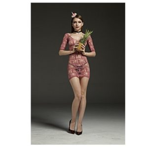 Rymes Pineapple dress