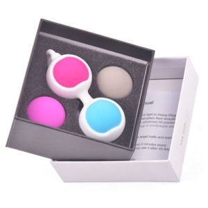 s1 kegel ball traing kit