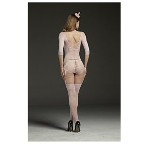 back apricot body stocking