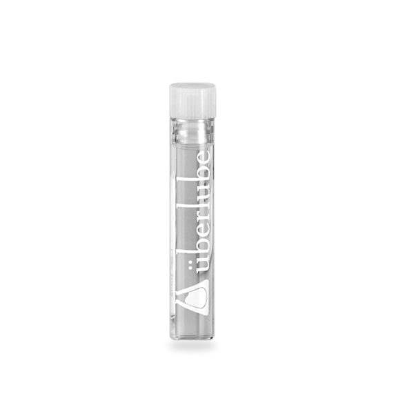 uberlube silicone lubricant vial