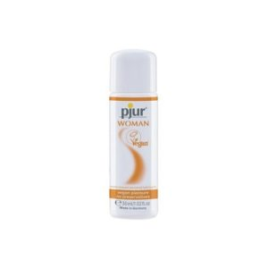 pjur woman vegan water based lubricant