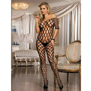 tease and please me bodystocking