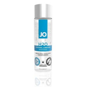 jo h2o original waterbased lubricant