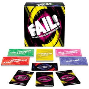 fail board game