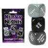 kinky nights bondage dare dice