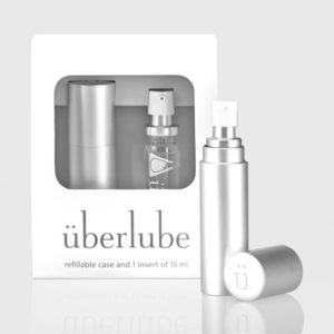 iberlube travel silicone lubricant