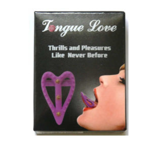 tongue love oral sex stimulator