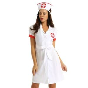 flattering nurse costume
