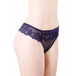 cheeky floral lace ladies g-string