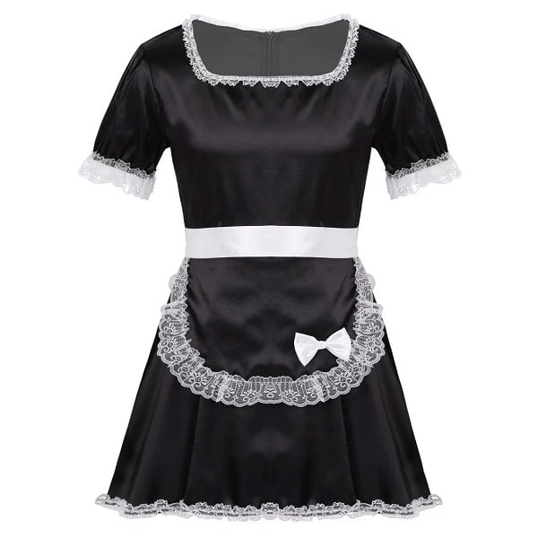 men's sissy maid outfit